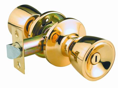How to replace a front door lock
