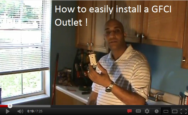 How To Replace A Gfci Outlet