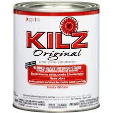 killz to cover stains